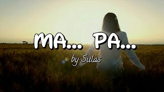 Gambar cover PUISI SEDIH - MAMA DAN PAPA
