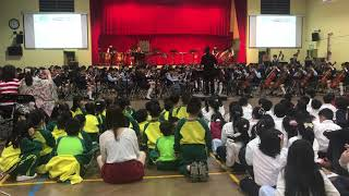 油蔴地天主教小學 Yaumati Catholic Primary School 油天, 油麻地天主教小學, 舊油天