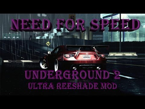 Need for speed underground 2 remastered ps4