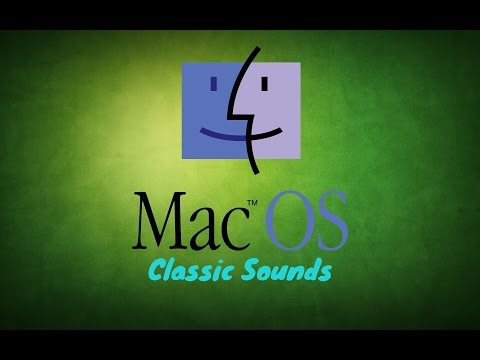 Mac OS Classic Sounds