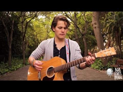 Jake Bennett performs Radioactive Girl - Live from The Company's Garden in Cape Town