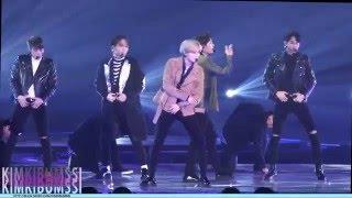 [4K] 151230 KBS 가요대축제 SHINee _ 깊은 밤을 날아서 (KEY) + Deja-Boo (Jonghyun) + Odd Eye + View