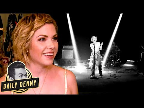 EXCLUSIVE: Behind The Scenes Of Carly Rae Jepsen's 'Cut To The Feeling' Music Video | Daily Denny