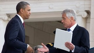 Defense Secretary Chuck Hagel: Was He Forced Out at the Pentagon?