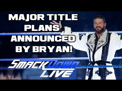 WWE Smackdown Live 12/26/17 Full Show Review & Results: DANIEL BRYAN ANNOUNCES MAJOR TITLE PLANS