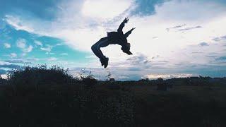 Berbeda Itu Unik ( Little Story Ibaf Fabi ) Extream - PARKOUR X LONGBOARD