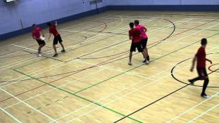 WIndoors 2016 (Pool D) - Bear Knuckle vs Bears 6