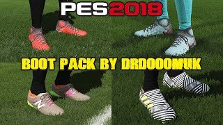 PES 2018   Boot Pack by DrDoooMuk ( download +install)