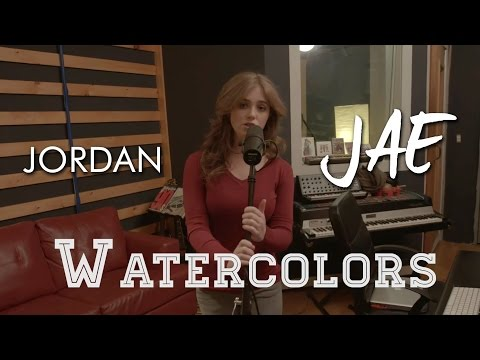 Machineheart - Watercolors (Cover by Jordan Jordan JAE - live @ SlumboLabs)