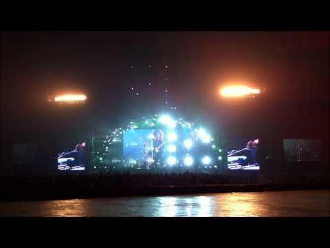 BON JOVI - THE CIRCLE TOUR - Tokyo Dome, Tokyo, Japan - 12/01/2010