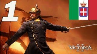VICTORIA 2| Из Сицилии в Италию #1 Первая война!