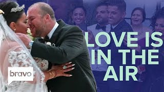 MJ's Most Memorable Wedding Planning Moments | Shahs of Sunset | Bravo