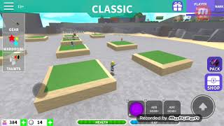 Playing roblox with my sister