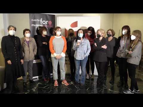 #65Seminci - IV Foro de Mujeres Cineastas (25/10/2020)