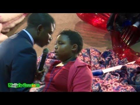 Download Girl Vomits Flower Vase And Knife During Deliverance - Prophet Shepherd Bushiri Major 1