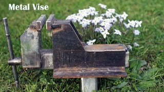 I make a bench vise - making a good vise for yourself