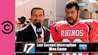 Best Super Bowl Sketches (East/West College Bowl & more) | Key & Peele