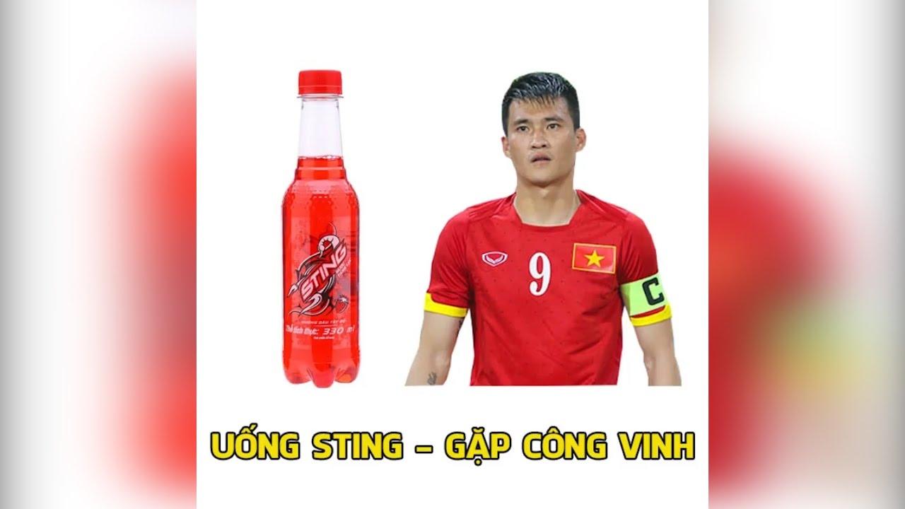 Uống đồ uống gặp ngay cầu thủ ngôi sao