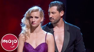 Top 10 Most Shocking Dancing with the Stars Eliminations