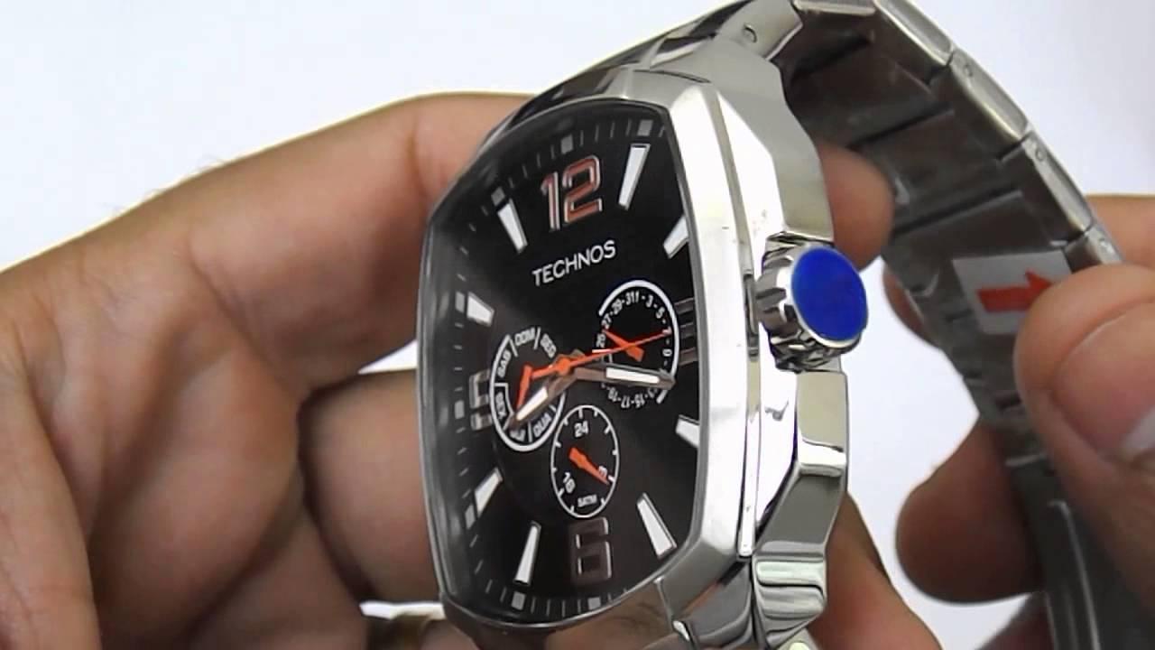 c5bc34c1a Relógios Technos - Vários modelos - YouTube