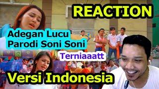 Cover images ADEGAN LUCU PARODI SONI SONI VERSI INDONESIA BY FATHAN MALIK DASOPANG | REACTION