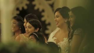 Winter wedding highlight