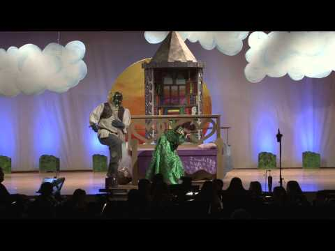 Shrek The Musical (FULL) Best High School production on Youtube
