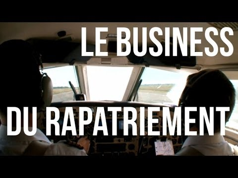 Accident à l'étranger : Le business du rapatriement - Documentaire