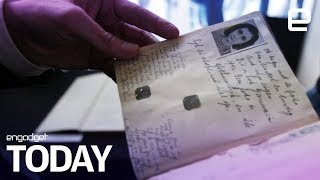 AI could discover who betrayed Anne Frank | Engadget Today