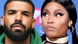 Drake Reacts To Nicki Minaj amp Travis Scott Feud After Her Tour Is Postponed Hollywoodlife