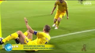 Marlos vai defender a seleção da Ucrânia - Show de Bola (06/10/17)