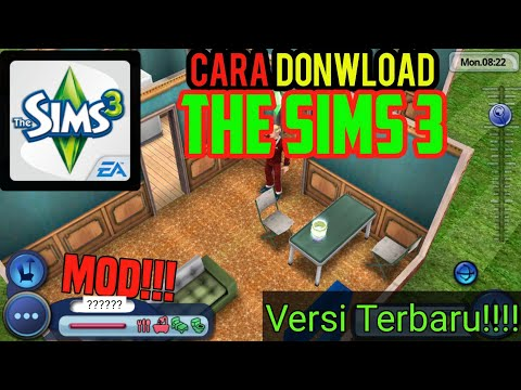 Cara Download The Sims 3[ANDROID]