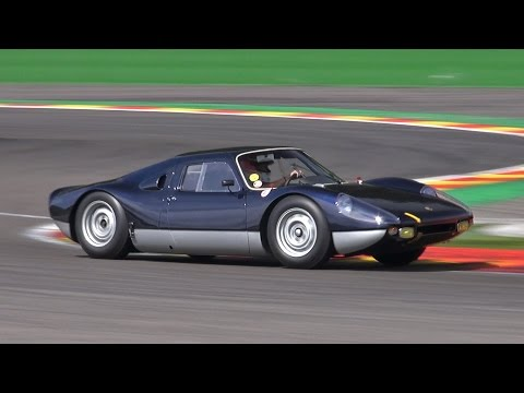 $1,6 Million Porsche 904 Carrera GTS - Great Engine Noise!