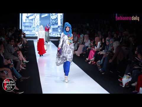 Jakarta Fashion Week 2014: Indonesia Fashion Forward Moslem Ready-To-Wear