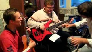 Новогодний блюз 2010, ч.5: The Cough Blues