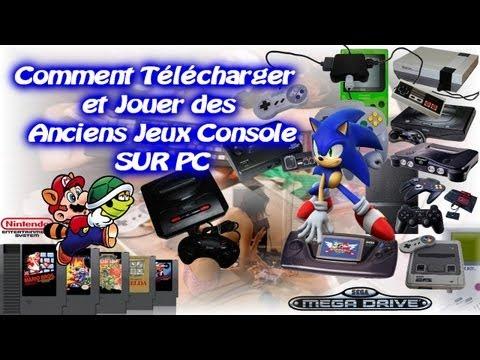 Télécharger et Jouer a des Ancien Jeux Console sur PC ◄Vidéo►
