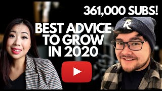 How to Grow your Youtube Channel in 2020 | Best Tips from REVERSAL with 361,000 Subscribers