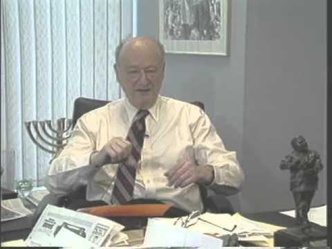 Ed Koch and the Heimlich