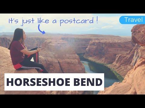 Grand Canyon + Horseshoe Bend | Travel Vlog