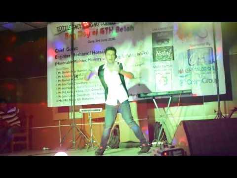Tu Meri Dance tutorial CTEC Rag day 06 performance by wasin