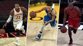 WHO IS THE FASTEST NBA PLAYER OF ALL TIME? NBA 2K17 GAMEPLAY!
