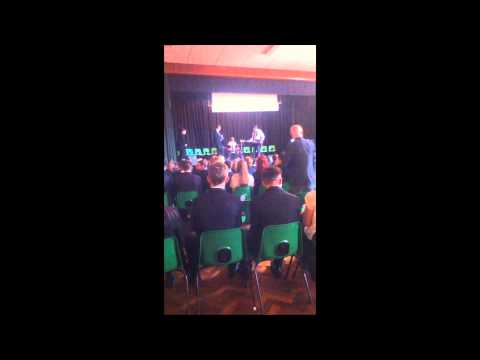 Wrotham School Leavers Assembly 2012.wmv