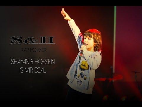 "7 jähriger Shayan rappt live Serc feat. Kazim Akboga "" Is mir egal "" - Kinder Rap Deutsch"
