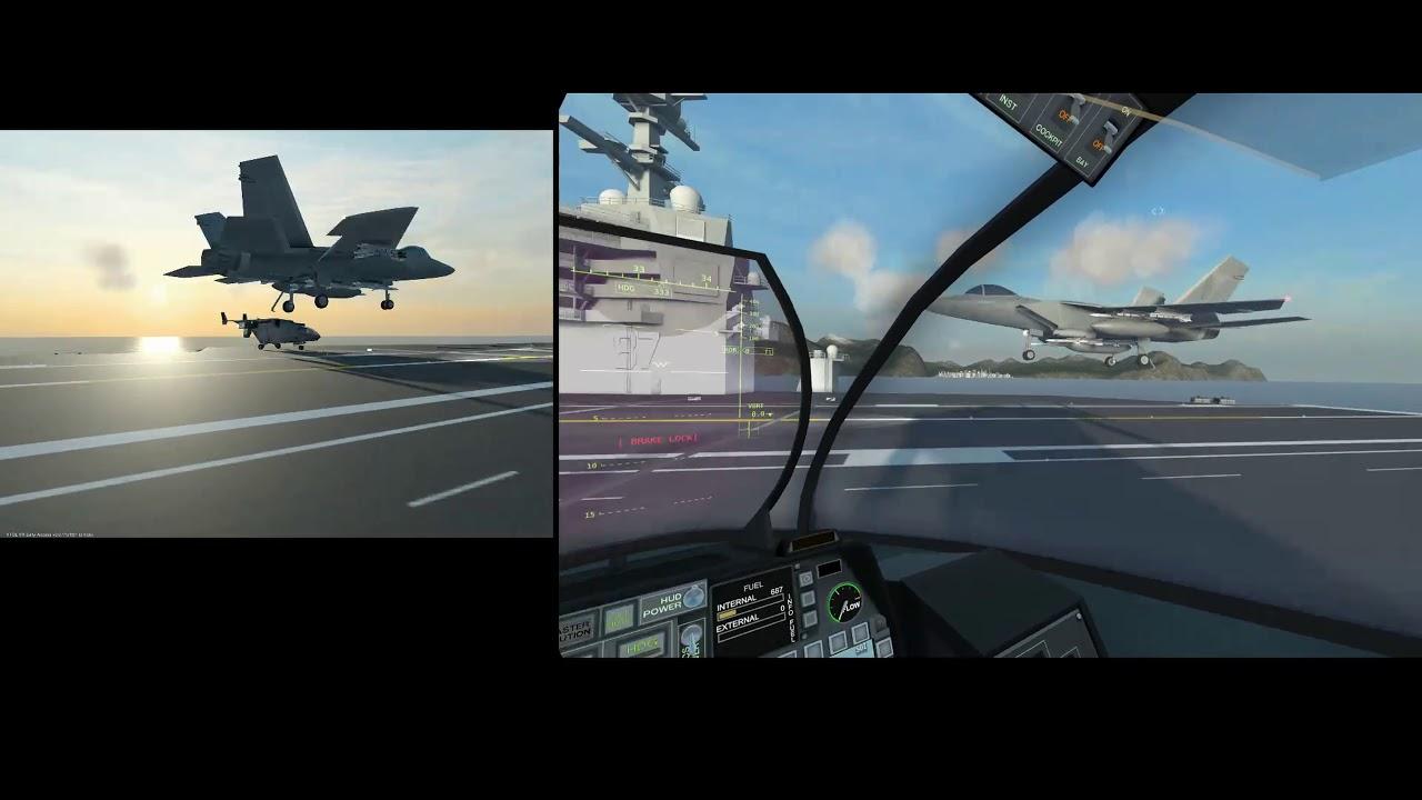 P3d Study Level A380