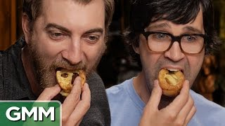 British Food Taste Test ft SORTEDfood