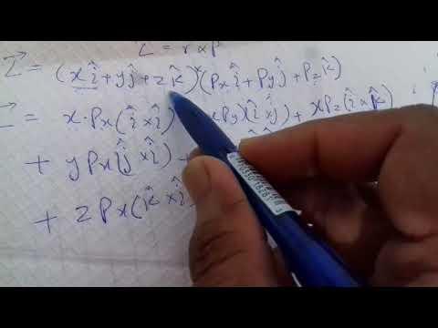 Orbital angular momentum in quantum mechanics. Operator of orbital angular momentum. Urdu and hindi.