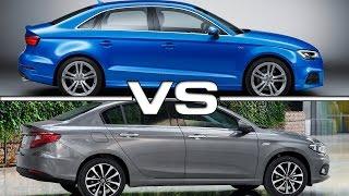2017 audi a3 sedan vs fiat tipo