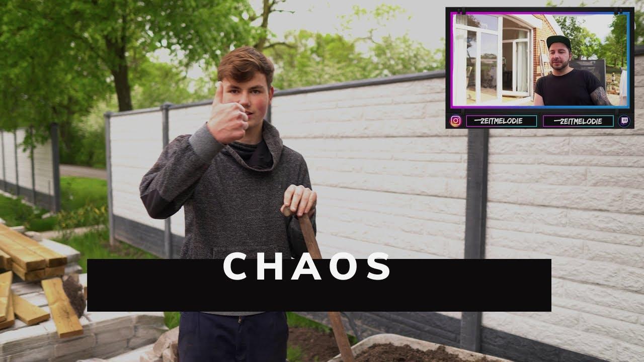 René reagiert auf Chaos!