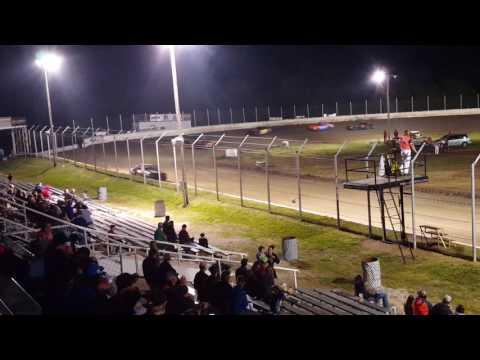 Humboldt Speedway Purestock Feature Race