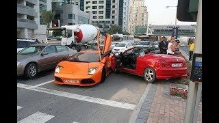 Epic Fails of Crazy Russian Drivers Stupid Women broken car Crash compilation!